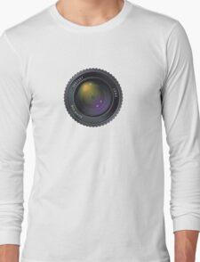 Camera Lens Long Sleeve T-Shirt