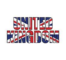 United Kingdom Photographic Print