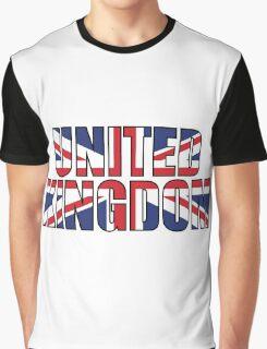 United Kingdom Graphic T-Shirt