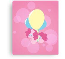Chubby Chibi Pinkie Pie Canvas Print