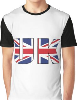 UK Graphic T-Shirt