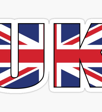 UK Sticker
