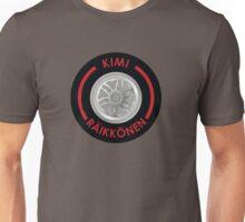 Kimi Raikkonen - Tyre Unisex T-Shirt