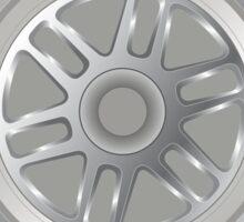 Kimi Raikkonen - Tyre Sticker