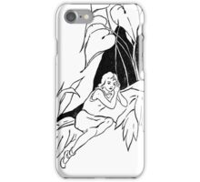A Picture of Forlorn and Hopeless Misery iPhone Case/Skin
