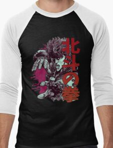 Kenshiro 02 Men's Baseball ¾ T-Shirt