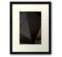 Wire U Lookin At Me Framed Print