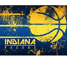 Indiana Pacers NBA Photographic Print