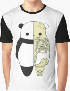 squelette panda  Graphic T-Shirt