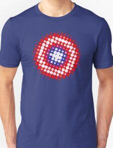 Captain America Halftone T-Shirt