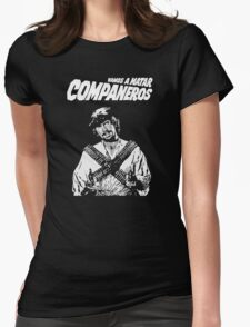 Vamos a matar compañeros Tomas Milian Womens Fitted T-Shirt