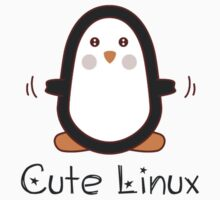 Cute Linux One Piece - Long Sleeve