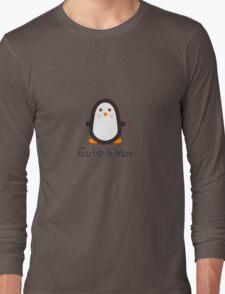 Cute Linux Long Sleeve T-Shirt