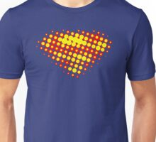 Superman Halftone Unisex T-Shirt