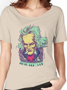 Ludwig Van B. Women's Relaxed Fit T-Shirt