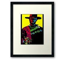 'Joe' Framed Print