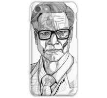 Colin Firth - Kingsman iPhone Case/Skin