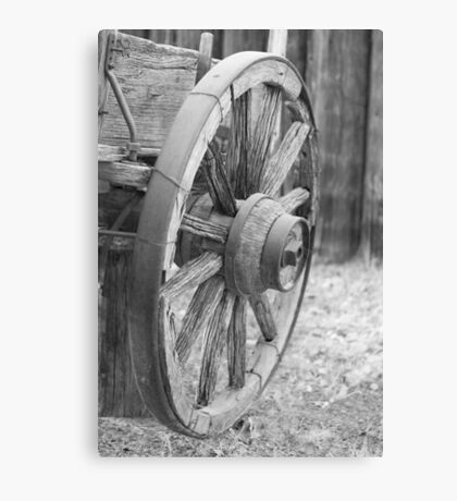 Wagon Canvas Print