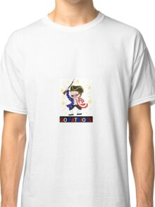 Patriots-Matthew the Patriot Classic T-Shirt