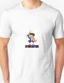 Patriots-Matthew the Patriot Unisex T-Shirt