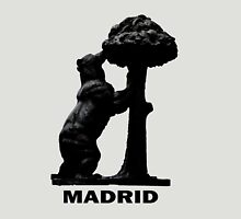 Madrid El Oso y El Madroño Unisex T-Shirt