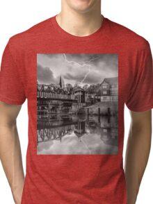 Cheshire Life 008 Tri-blend T-Shirt