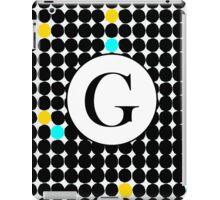 G Starz iPad Case/Skin