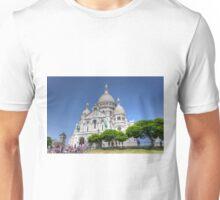 Sacre Coeur, Paris 5 Unisex T-Shirt
