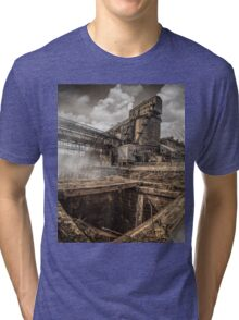 Cheshire Life 009 Tri-blend T-Shirt