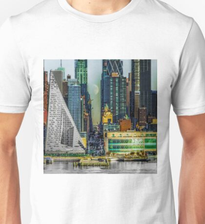 Fifty-Seventh Street Fantasy Unisex T-Shirt