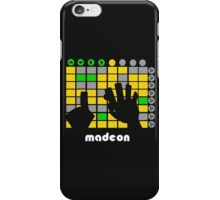 MADEON DUBSTEP PAD iPhone Case/Skin