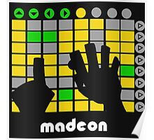 MADEON DUBSTEP PAD Poster