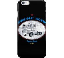 Prime Auto Truck iPhone Case/Skin