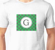 G Checkard II Unisex T-Shirt