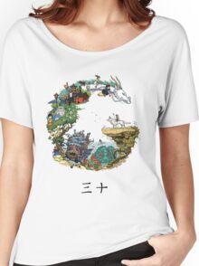 Studio Ghibli Women's Relaxed Fit T-Shirt