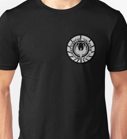 Battlestar Valkyrie Logo Unisex T-Shirt