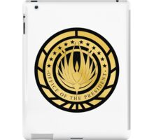 Presidential Seal of the twelve colonies Golden Logo iPad Case/Skin