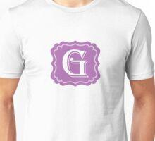 G turquois Unisex T-Shirt