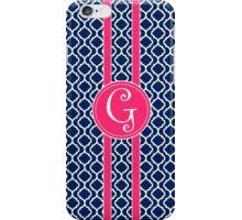 Curlz G iPhone Case/Skin