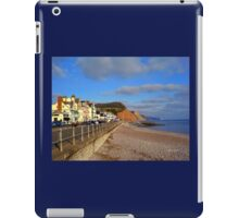 Sidmouth Sea Front iPad Case/Skin
