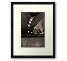 September 11 Memorial Framed Print