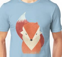 The Wise Red Fox Unisex T-Shirt