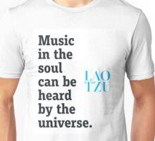 Lao Tzu quote T Unisex T-Shirt