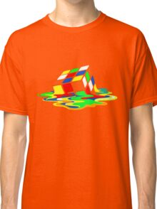Rubik's Cube Cool Geek Classic T-Shirt