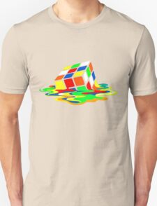 Rubik's Cube Cool Geek T-Shirt