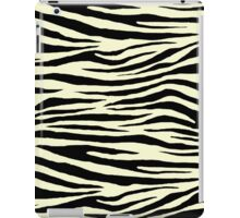 0369 Light Goldenrod Yellow Tiger iPad Case/Skin