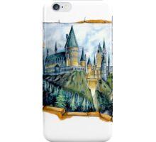 Breach to Hogwarts iPhone Case/Skin