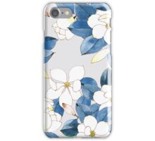 Magnolia in Spring iPhone Case/Skin