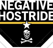 Negative Ghostrider the Pattern is Full - Jolly Roger ed. Sticker