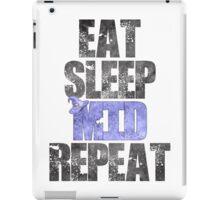Eat Sleep Mid Repeat iPad Case/Skin